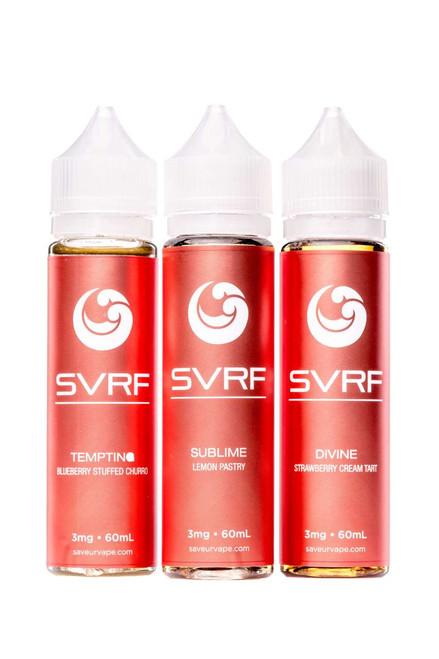 SVRF Red E-Liquid 60ml