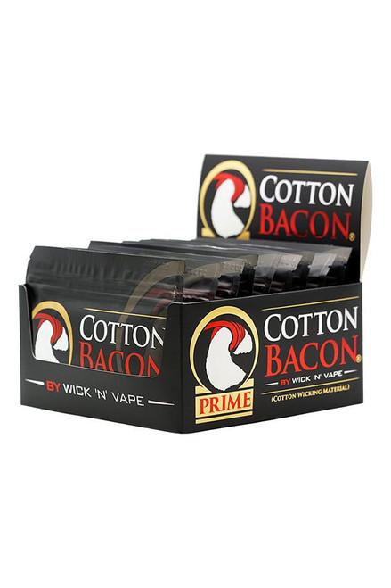 Cotton Bacon Prime 10pc Display