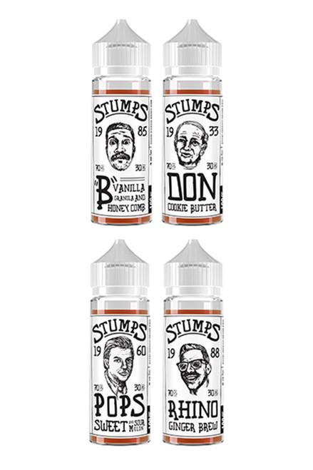 Stumps E-Liquid (100ml)