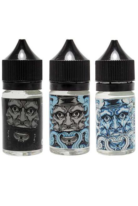 King of the Cloud Nicotine Salt E-liquid