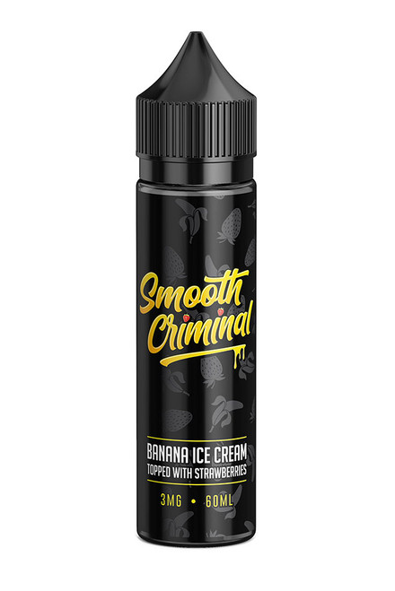 Cloud Culture E-Liquids - Smooth Criminal (60ml)