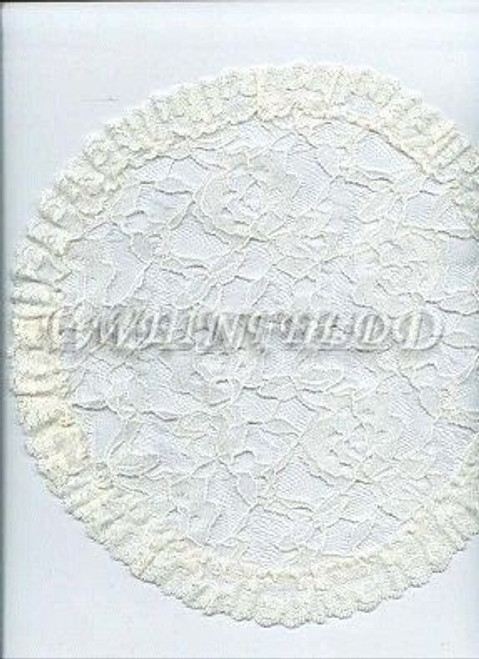 Womens Lace With Ruffle - Priced Per Dozen