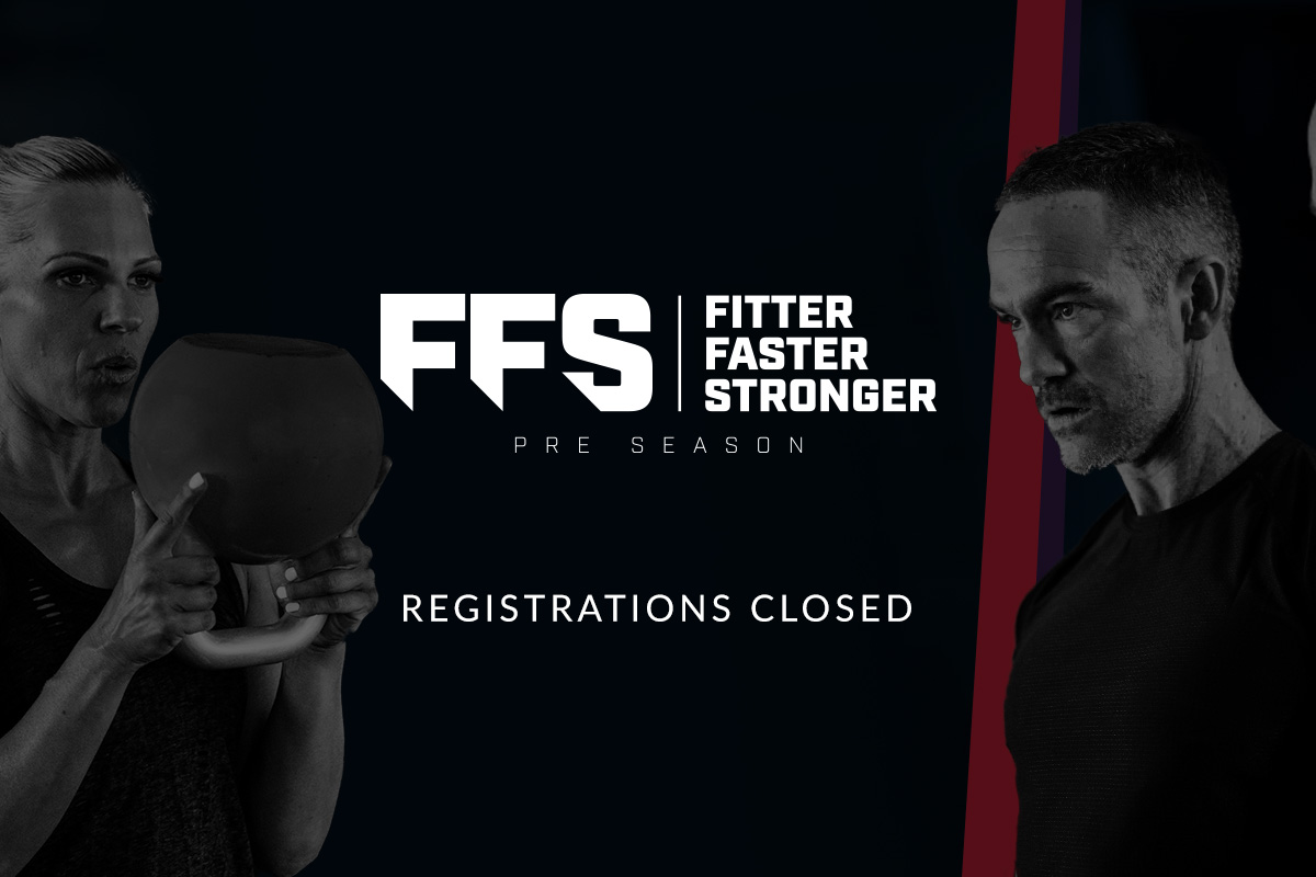 FFS Pre Season