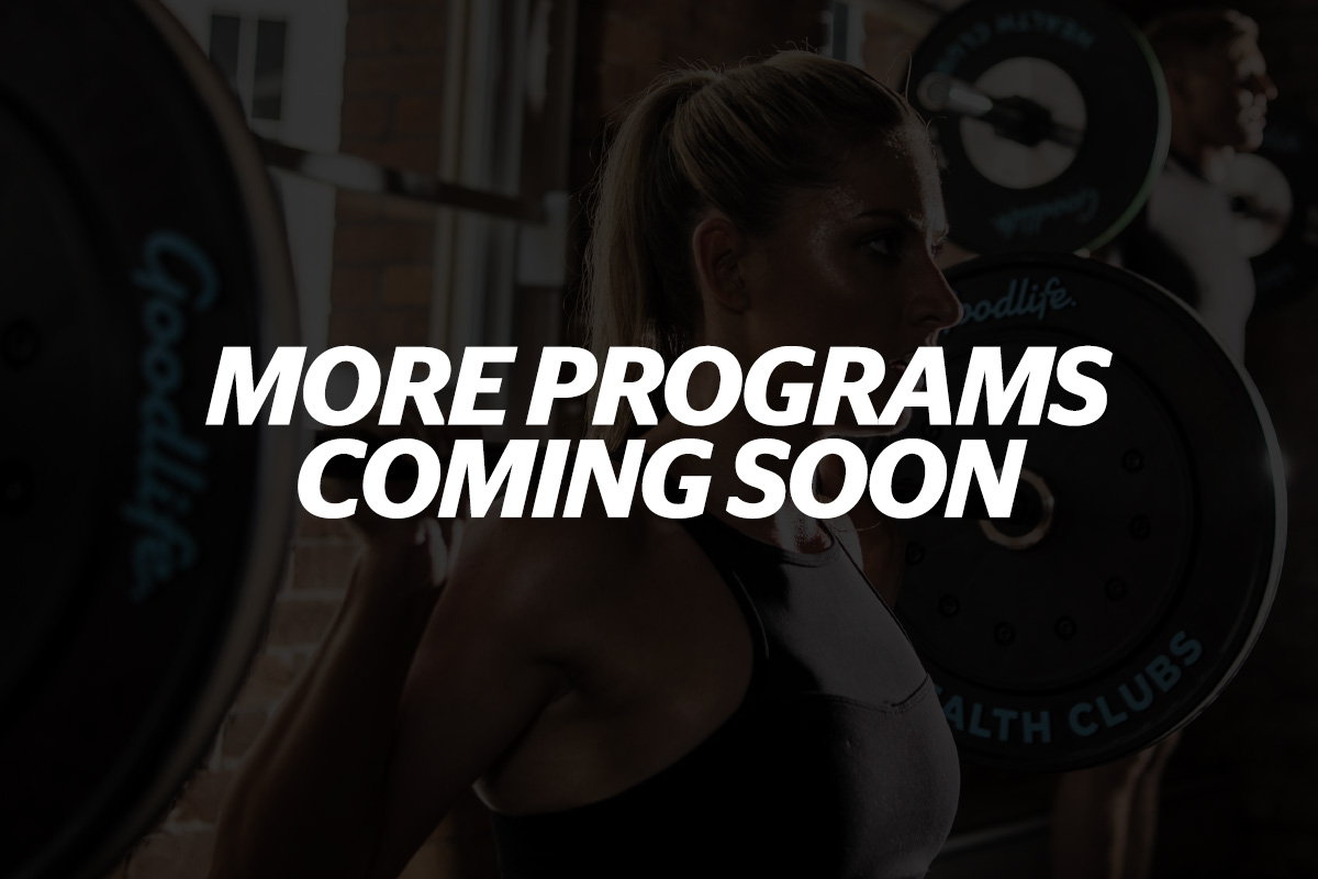 More Programs Coming Soon