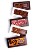 5 Chocolate bars 100g with flavours [#17-20]