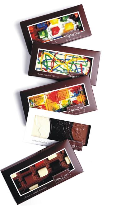 5 Design Chocolate bars 100g  [#17-12]