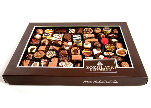Pralines & Chocolates Assortment [#18-25]