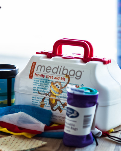 Medi Bag Family First Aid Kit