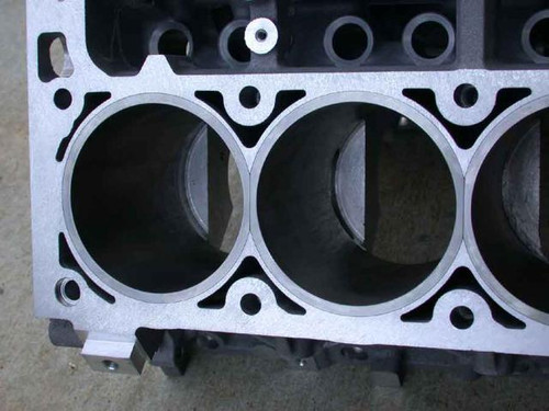 Block Cylinder Sleeves
