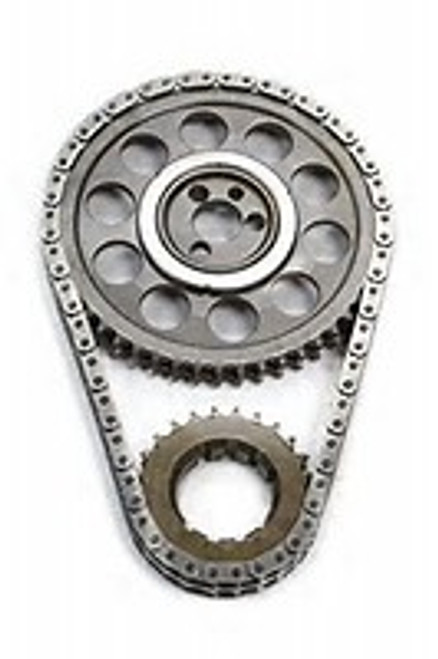 ROLLMASTER Timing Chain Chevy Big Block 396/454 PRE/EFI Red Series with torrington bearing & non-nitrided sprockets, 9 keyway crank sprocket CS2020