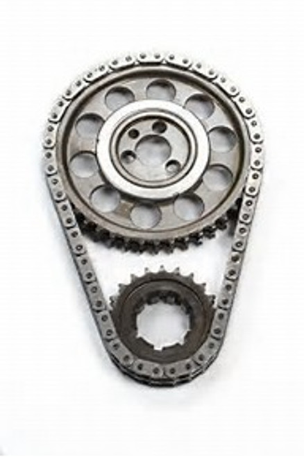 ROLLMASTER Timing Chain Chrysler Big Block 361/440 PRE/EFI Gold Series with torrington bearing & nitrided sprockets, 9 keyway crank sprocket, 3 bolt cam sprocket CS5150