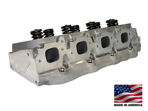 Bill Mitchell Products BMP Big Block Chevy 24 degree 310cc Aluminum Heads