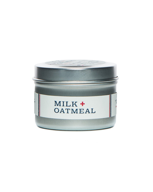 Milk + Oatmeal Travel Candle