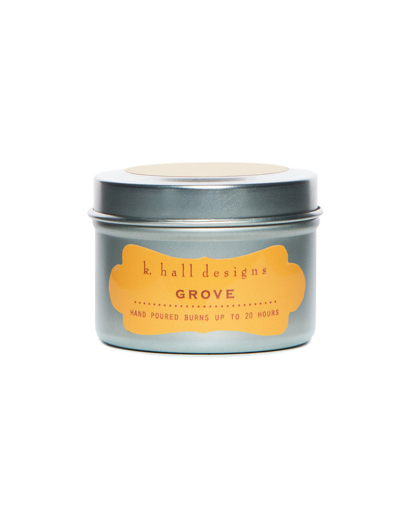 Grove Travel Candle