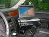 No-Drill™ Laptop Mount for the Chevrolet Avalanche, Silverado, Suburban, Tahoe, GMC Sierra, Yukon & Hummer H2