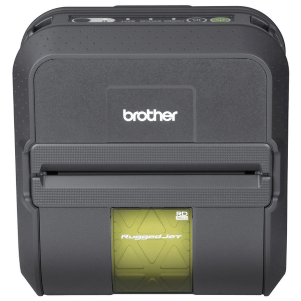 Brother Mobile Solutions' RuggedJet 4 thermal printer