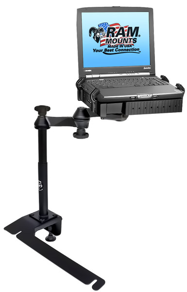 No-Drill™ Laptop Mount for the Chevrolet Impala