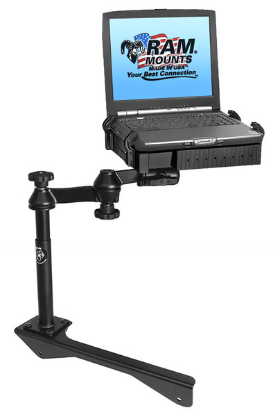 No-Drill™ Laptop Mount for the Chrysler Aspen & Dodge Durango