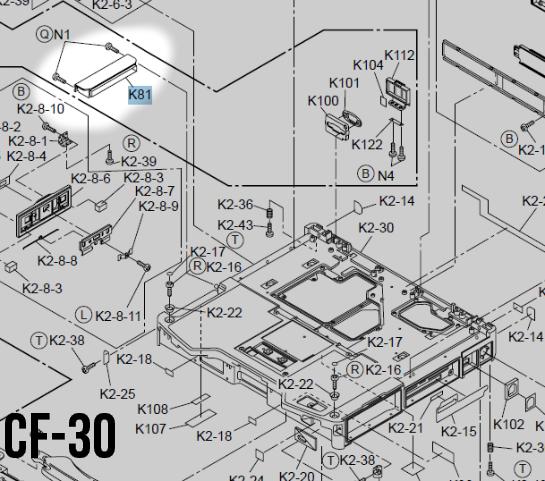 panasonic toughbook cf 29 and cf 30 broadband filler rh bobjohnson com Energy CF-30 Gamo CF-30