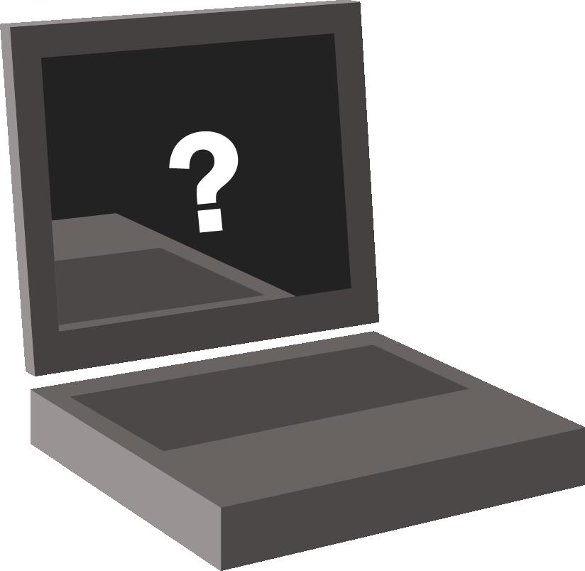 mystery laptop