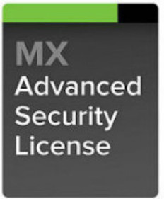 Meraki MX60 Advanced Security License, 5 Years