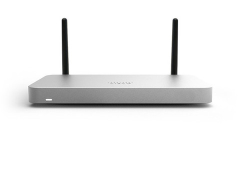 Meraki MX65W Cloud Managed Security Appliance with 802.11ac
