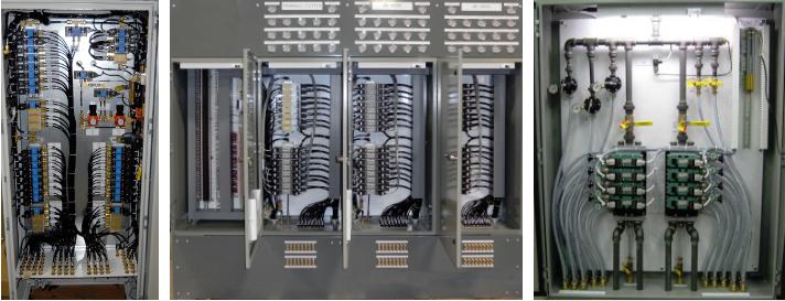 Custom Pneumatic Control Panels