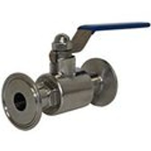 Tri-Clamp Ball Valves 2 Piece