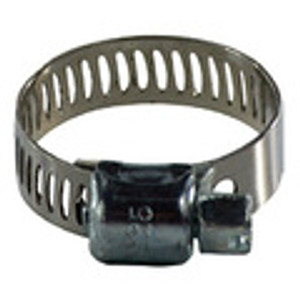 300 & 600 Series Worm Gear Hose Clamps