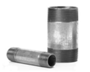 Galvanized Carbon Steel Pipe Nipples