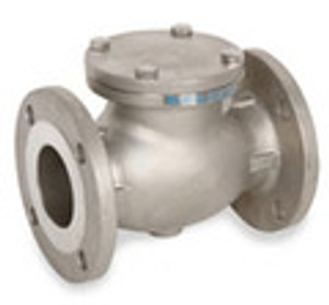 150# Flanged Check Stainless Steel Valves