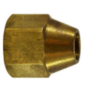 Reducing Short Rod Nuts Brass SAE 45 Flare