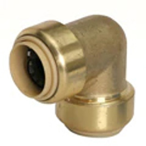 QuickBite Push-to-Connect Plumbing Fittings