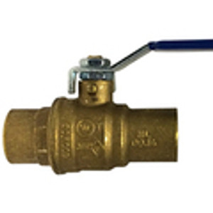 Lead Free Italian Ball Valves SWT x SWT