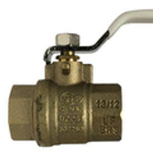 FIP x FIP Lead Free Ball Valves with Approvals