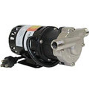 Inline Chugger Pump