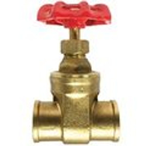 Gate Valves CxC Lead Free Brass