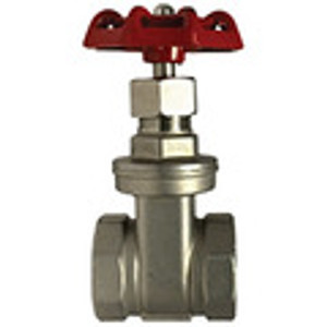 316 Stainless Steel 200# NPT Gate Valves