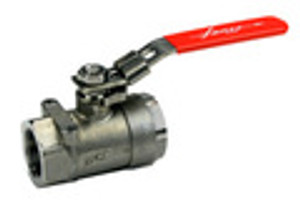 316 Stainless Steel Ball Valves (Locking Handles)