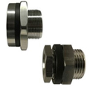Bulkhead Fittings (Stainless Steel)