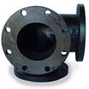 Flanged 90 Degree Side Outlet Elbows