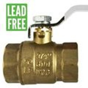 Lead Free Brass Valves