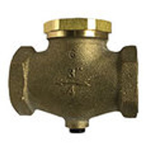 In-Line Check Valves Vertical or Horizontal