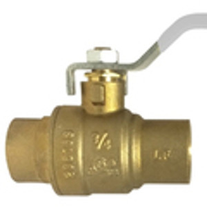 SWT x SWT Lead Free Ball Valves with Approvals
