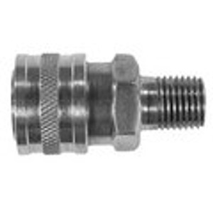 Stainless Steel Male Couplers