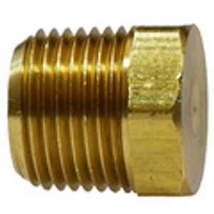 Cored Hex Head Plugs