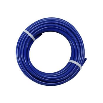 1/8 in. OD Linear Low Density Polyethylene Tubing (LLDPE), Blue, 100 Foot Length