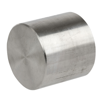 1/4 in. Threaded NPT Cap 304/304L 3000LB Stainless Steel Pipe Fitting