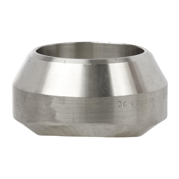 1 in. Schedule 40 Weld Outlet 304/304L 3000LB Stainless Steel Fitting