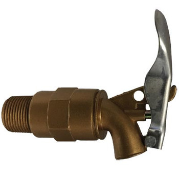 3/4 in. Self-Closing Drum & Barrel Faucet